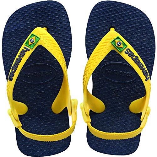 Havaianas Tongs Bebe Brasil Logo