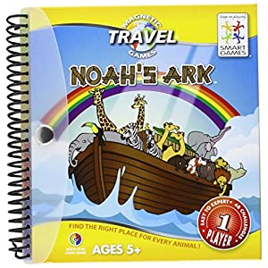 Smart Games- Noah's Ark, surtido: colores aleatorios