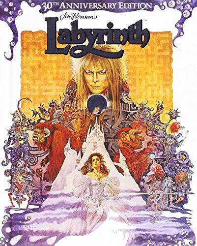 Labyrinth Blu-ray + Digital HD Ultraviolet (Limited Edition Digibook) [UK Import] [Reino Unido] [Blu-ray]