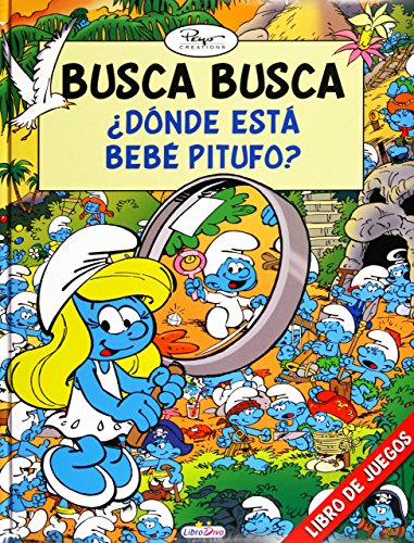 BUSCA PITUFA FILOS.PITUFOS por LIBRODIVO