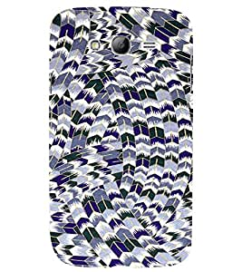 PrintVisa Modern Art Pattern 3D Hard Polycarbonate Designer Back Case Cover for Samsung Galaxy Grand Neo Plus