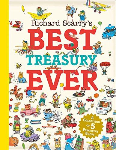 Richard Scarry's Best Treasury Ever por Richard Scarry