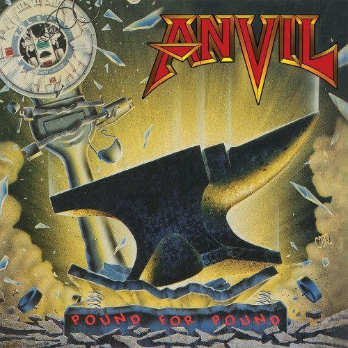 Pound for Pound by Anvil (2012-02-14)
