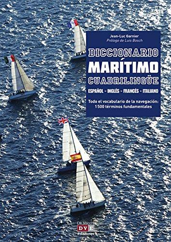 Diccionario maritimo cuadrilingüe (NE)