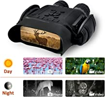 Night Vision Binoculars, 4.5-22.5 * 40MM HD Digital Infrared Hunting Binocular Scope with 32G Memory card, 2592 * 1944...