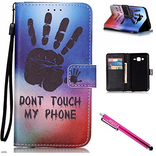 galaxy-j5-2015-case-firef1sh-kickstand-flip-card-slots-wallet-cover-double-layer-bumper-shell-with-m