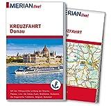 MERIAN live! Reiseführer Kreuzfahrt Donau: Mit Kartenatlas im Buch und Extra-Karte zum Herausnehmen