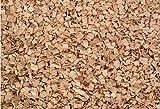 4L (750g) Set Bag Holz Chips für Feuerbox Schrank Buche/Erle Holz Mix