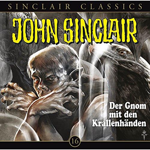 Classics Folge 16: Der Gnom mit den Krallenhänden - Classic 16