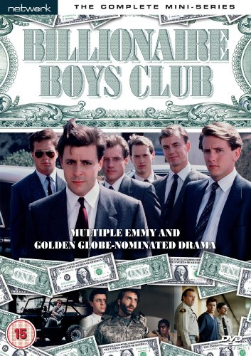NETWORK (FR) Billionaire Boys Club [DVD] (Billionaire Club Boys)