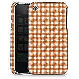 DeinDesign Apple iPhone 3Gs Coque Étui Housse Carreaux Oranges
