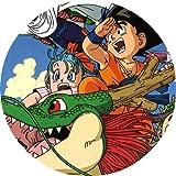 Tortenaufleger Tortenfoto Aufleger Foto Bild Dragon Ball rund ca. 20 cm (2) *NEU*OVP*