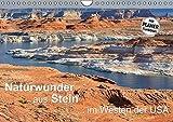 Naturwunder aus Stein im Westen der USA (Wandkalender 2016 DIN A4 quer): Überwältigende Felslandschaften in den einzigartigen Canyons und ... 14 Seiten ) (CALVENDO Natur)