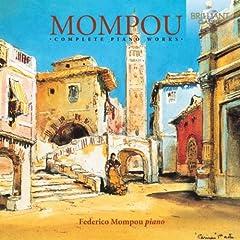 Mompou: Complete Piano Works