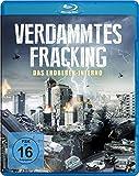 DVD Cover 'Verdammtes Fracking - Das Erdbeben-Inferno [Blu-ray]