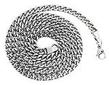 Best Costumes Franco Hommes - Chain-bracelets Franco massif pour homme Chaîne en acier Review