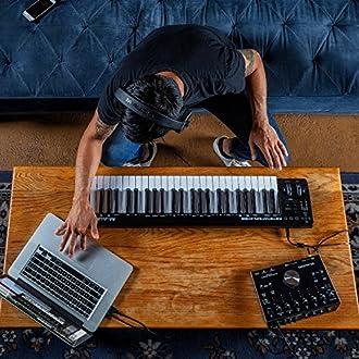 MIDI Keyboard Controller Bild