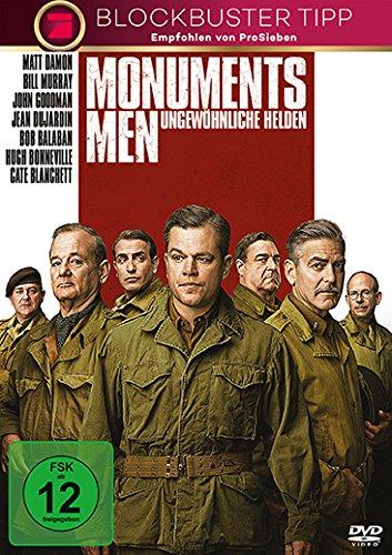 Bild von Monuments Men - Ungewöhnliche Helden