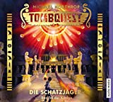 Tombquest - Die Schatzjäger, Band 03: Das Tal der Könige - Michael Northrop, Johannes Raspe