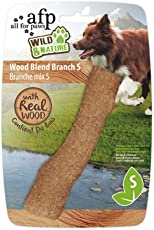 All For Paws Wild & Nature - Wood Blend Branch Dog Chew Toy-S