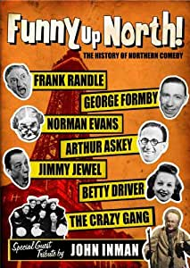 Funny Up North: The History Of Northern Comedy [DVD]