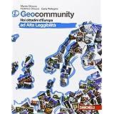 Geocommunity. Ad alta leggibilità. Per la Scuola media: 2