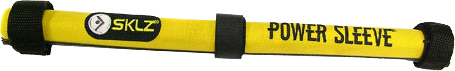 SKLZ Power Sleeve Portable Club Weighting System (Yellow)