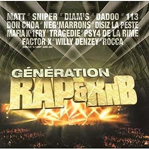 Generation Rap R&B