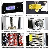 Anet A8 DIY I3 Impresora 3D Tamaño de Impresión 220 * 220 * 240 mm con Pantalla LCD y Soporte para Tarjeta SD de 8GB ABS / PLA / HIP / PP / Filamento de Madera