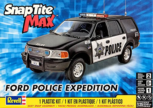 ford-police-expedition-ssv-suv-polizei-snap-tite-125-model-kit-revell-1228