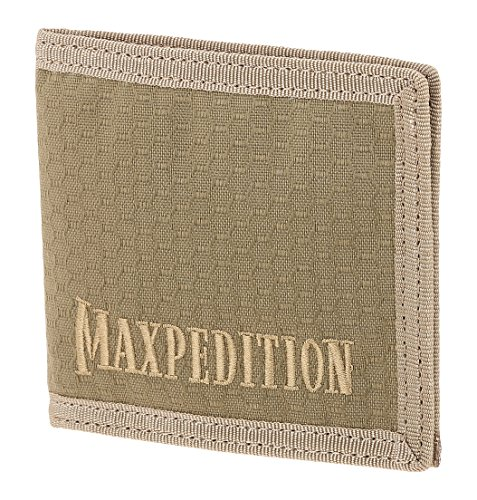 Maxpedition Bi Fold Geldbörse Tan -