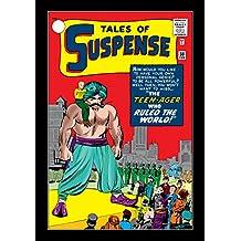 Tales of Suspense (1959-1968) #38
