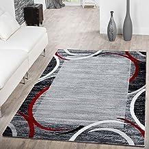 Amazon.it: tappeti moderni soggiorno a pelo corto - T&T Design