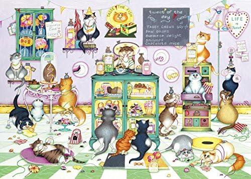 Gibsons la Vie est est est Sweet Puzzle, 1000 pièces   Outlet Store Online  16a8c3