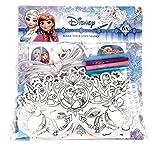 Disney Frozen : Machen Sie Ihre eigene Maske 27 Stück
