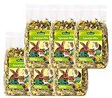 Dehner Nagersnack, Spezial-Mix, 6 x 500 g (3000 g)