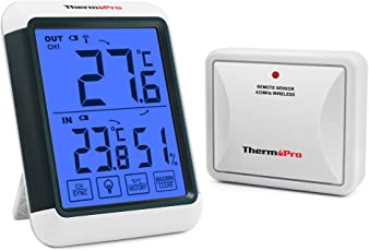 thermopro Digitales Funk Thermo Hygrometer