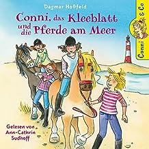 D.Hoßfeld: Conni,Kleeblatt U.d.Pferde am Meer