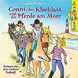 D.Hoßfeld: Conni, Kleeblatt und die Pferde am Meer -