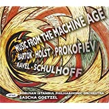 Music From The Machine Age