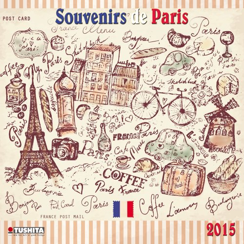 Souvenirs de Paris (Media Illustration) por From Tushita Verlags GmbH