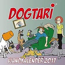 Dogtari Wandkalender 2017