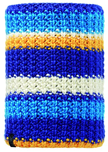 Buff Kinder Multifunktionstuch Junior Knitted Polar Fleece Neckwarmer, Aden, One Size, 107997.00