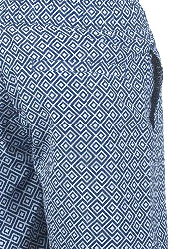 BLEND Meo Herren Swim-Shorts kurze Hose Badehose Ensign Blue (70260)