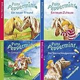 Ravensburger Mini-Bilderspaß 54 - Pony Peppermint (4er-Set)
