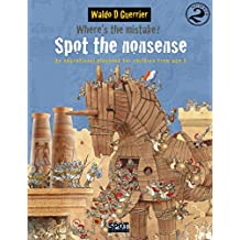 Where's the Mistake Number 2: Spot the Nonsense (Where's the mistake?) (English Edition)