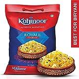 Kohinoor Royale Biryani Basmati Rice, 5 Kg