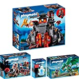 Playmobil Dragons & Knights 4er Set 5479 6003 6038 6042