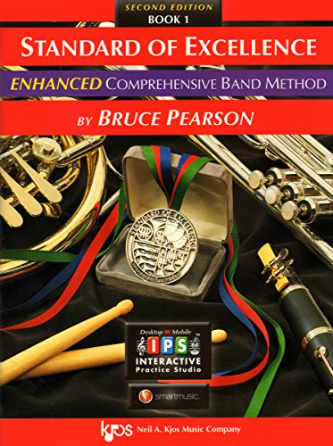 Standard Of Excellence: Enhanced Comprehensive Band Method Book 1 (Bassoon) (Book/CD/CD-Rom): Noten für Fagott