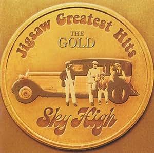 SKY HIGH JIGSAW GREATEST HITS THE GOLD